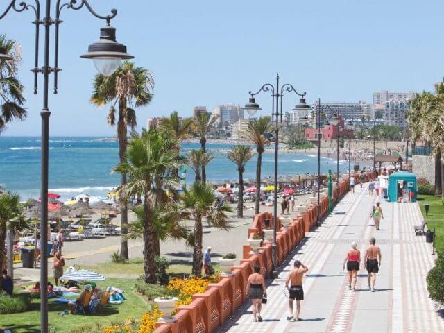 Praia de Málaga