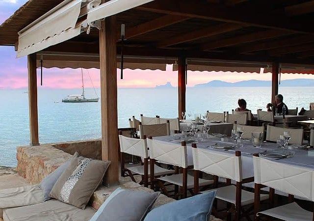 Melhores restaurantes em Formentera
