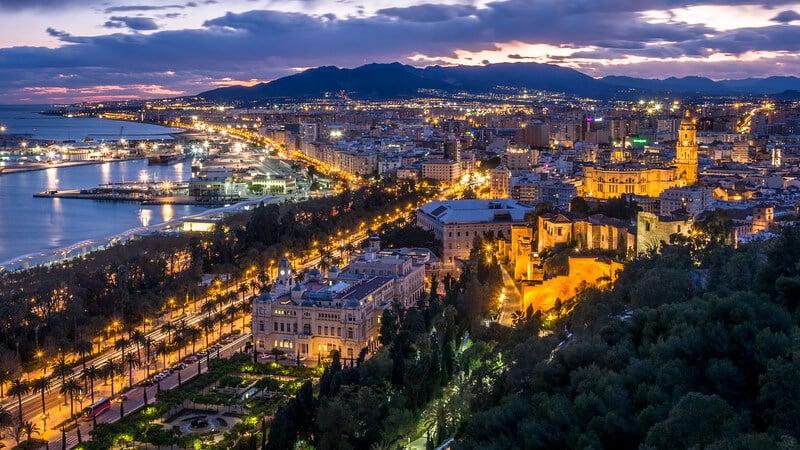 Melhores bares em Málaga