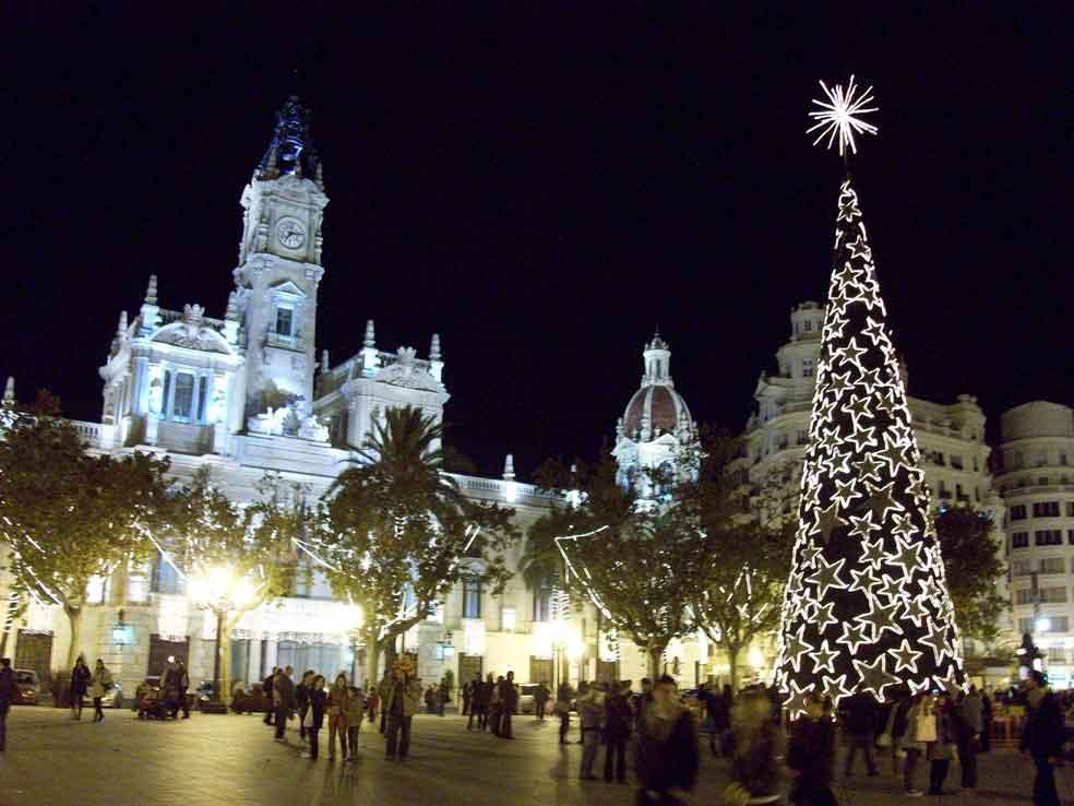 Natal em Valência