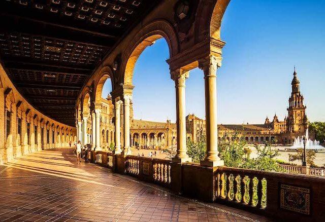 O que fazer no inverno em Sevilha