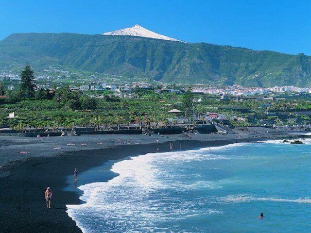 Clima e temperatura em Tenerife