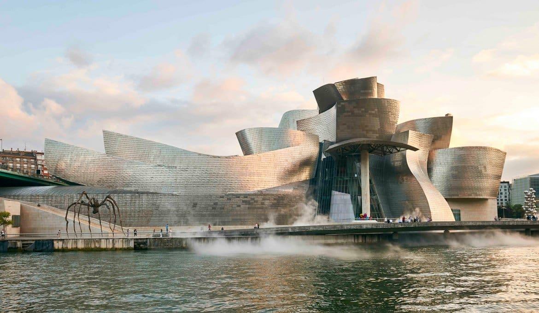 Museu Guggenheim em Bilbao