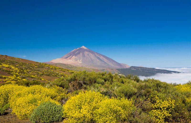 Parque Nacional de Teide