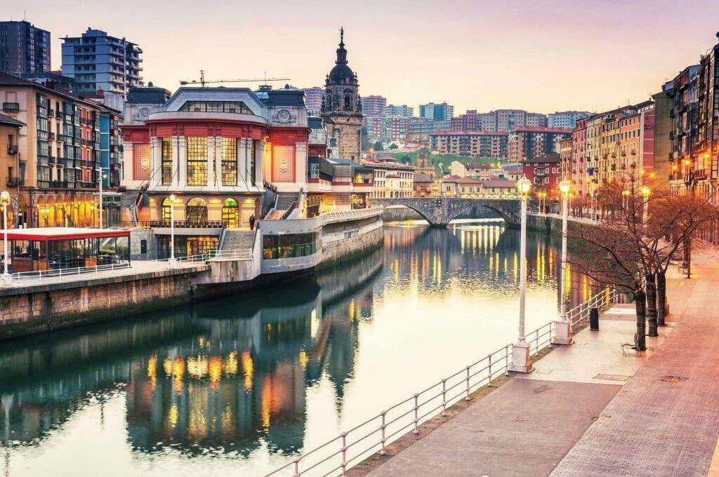 Vista de Bilbao