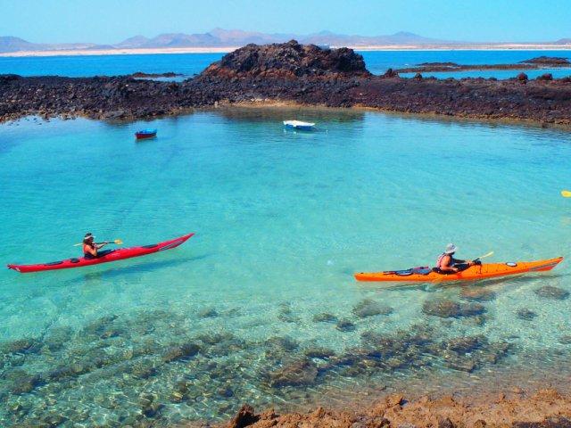 Roteiro de três dias em Fuerteventura