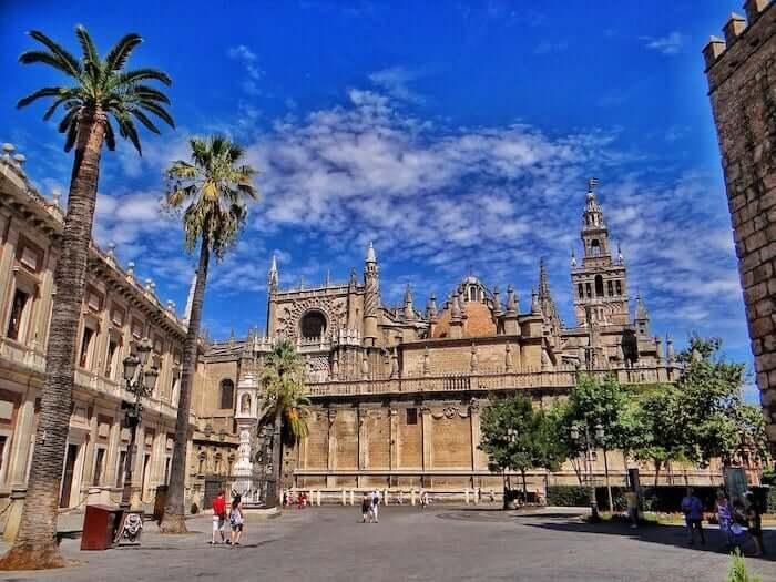 Roteiro de oito dias na Espanha