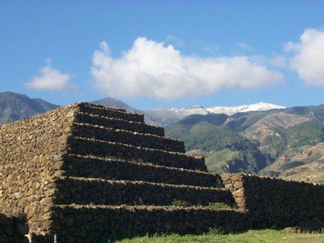Pirâmides de Guimar em Tenerife