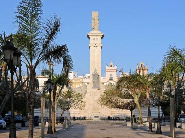 Pontos turísticos em Cádiz