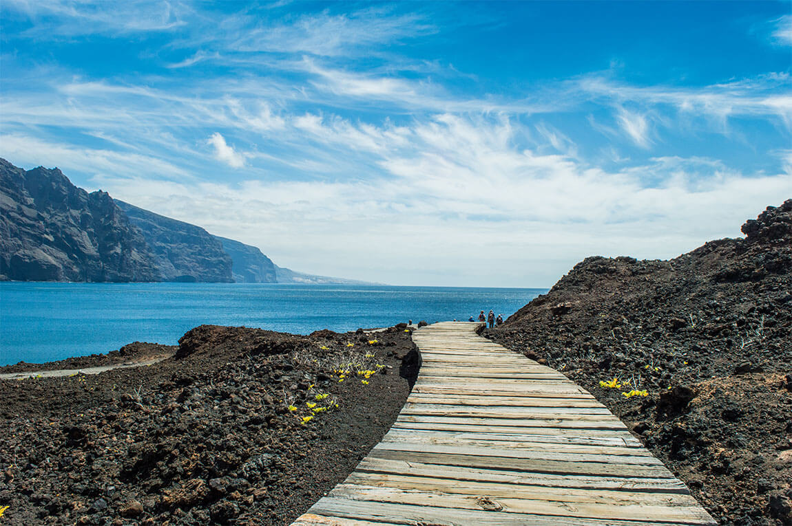 Passeio por Punta de Teno em Tenerife