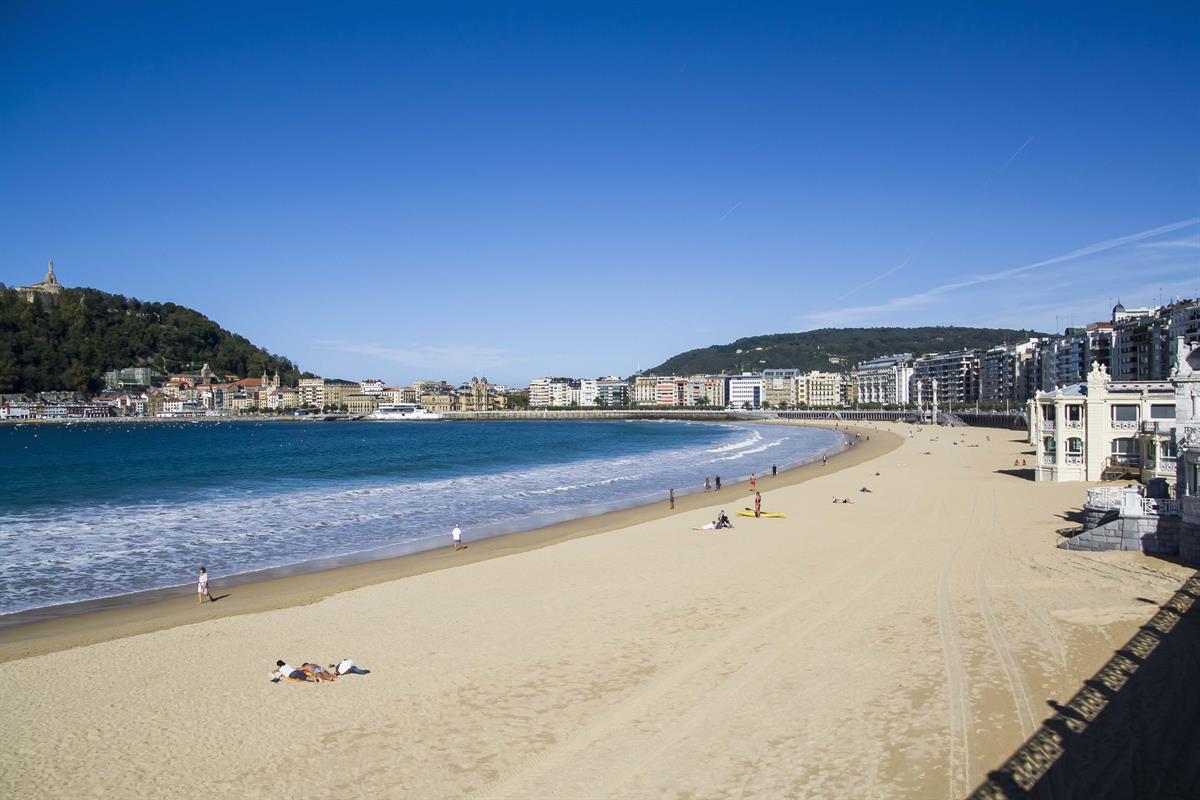 Melhores Praias em San Sebastián