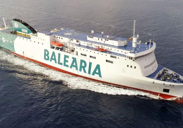 Como ir da Espanha à Argélia em ferry boat