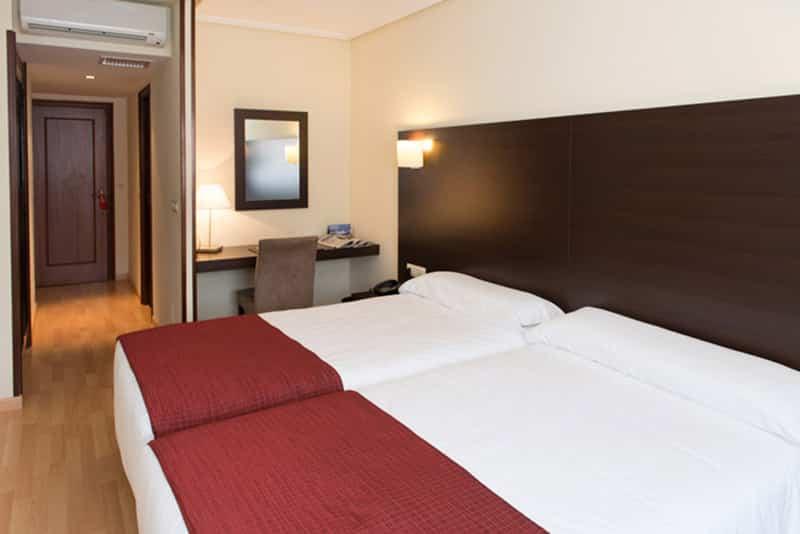 Sutíte do Hotel Santiago Apostol em Santiago de Compostela