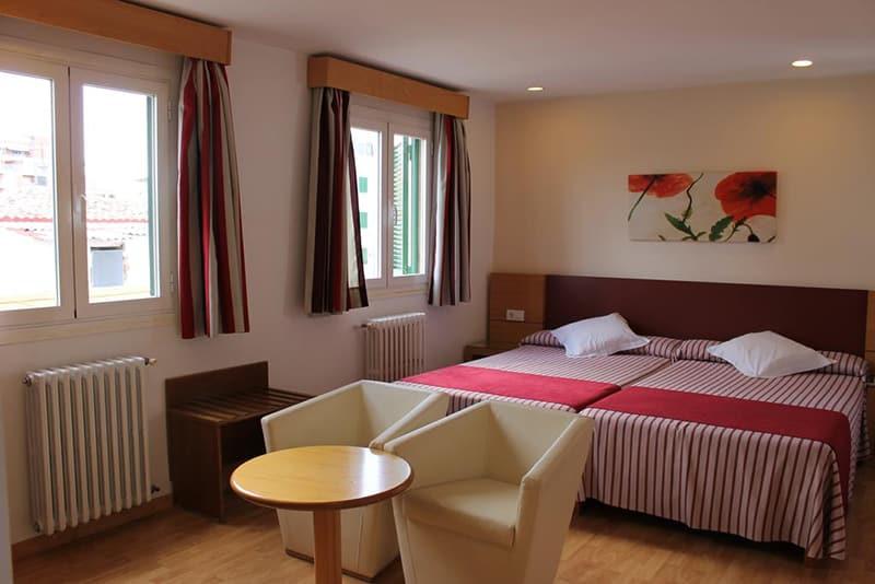 Suíte do Hotel Amic Colon em Maiorca