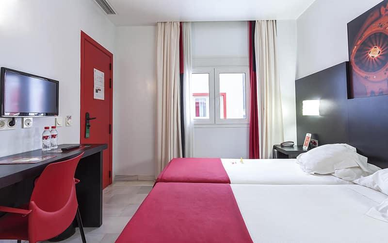 Hotel Del Pintor em Málaga