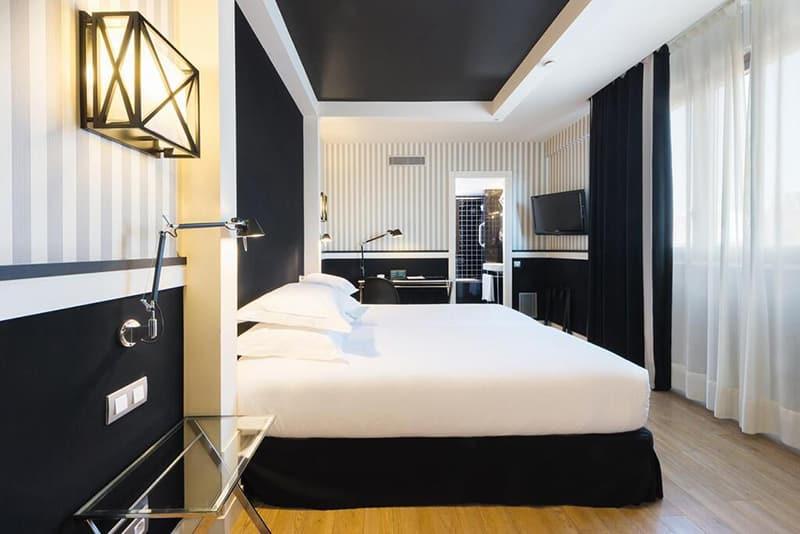 Suíte do Europark Hotel em Barcelona