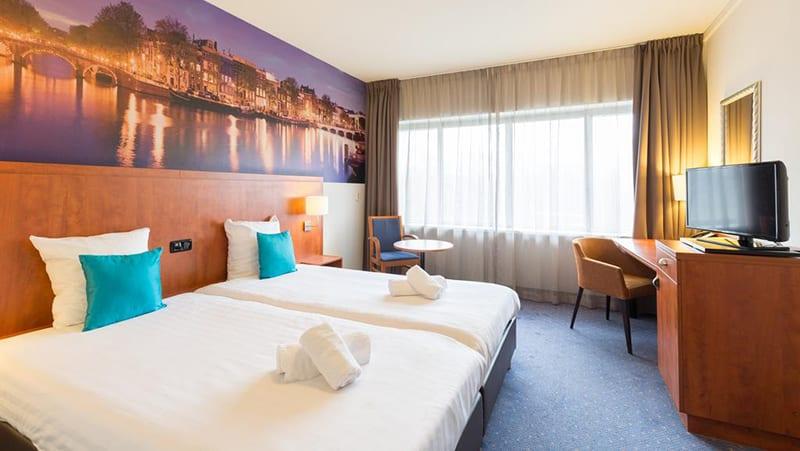 Hotel New West Inn em Amsterdã