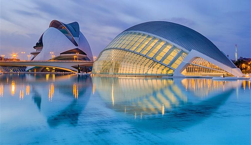 Cidade das Artes e Ciências de Valência