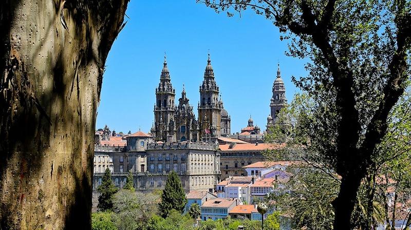 Pacote Hurb para Santiago de Compostela por R$ 4.699