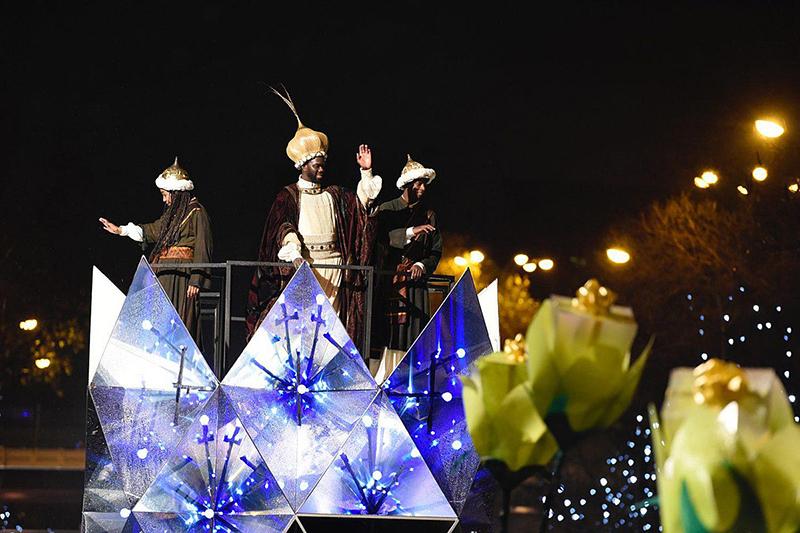 Dia de Reis em Madri