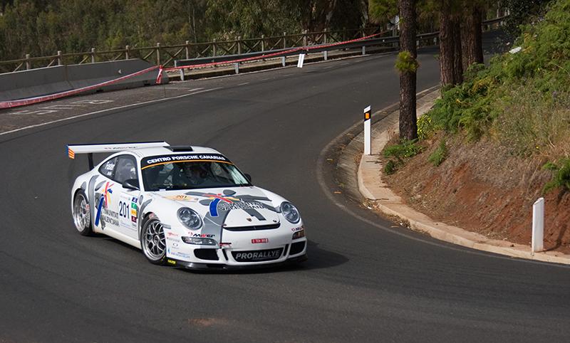 Rally Islas Canarias Trofeo El Corte Inglés