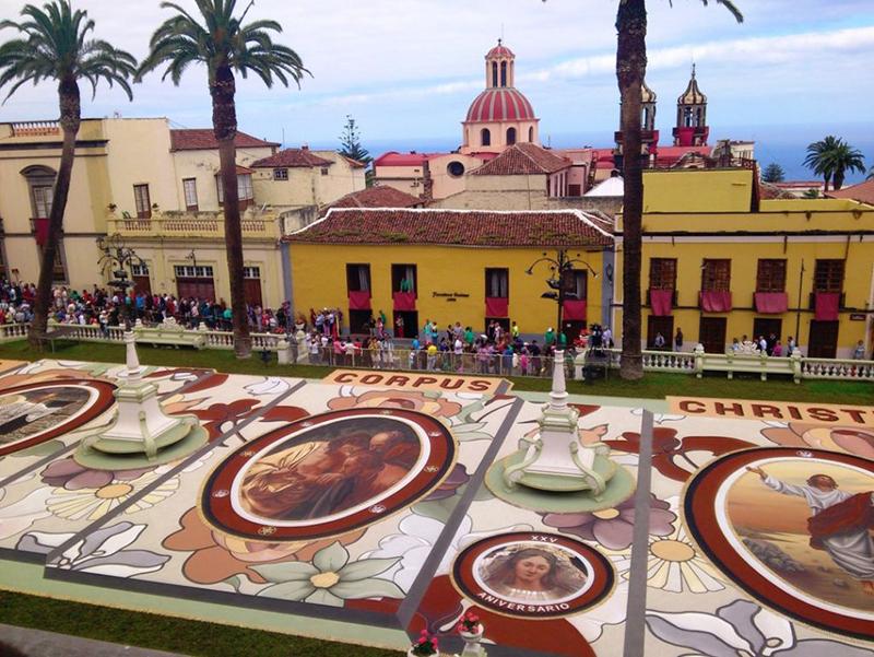 Corpus Christi em Las Palmas