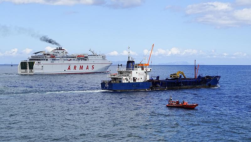 Principais trajetos de ferry boat nas Ilhas Canárias