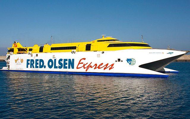 Onde comprar viagens de ferries nas Ilhas Canárias