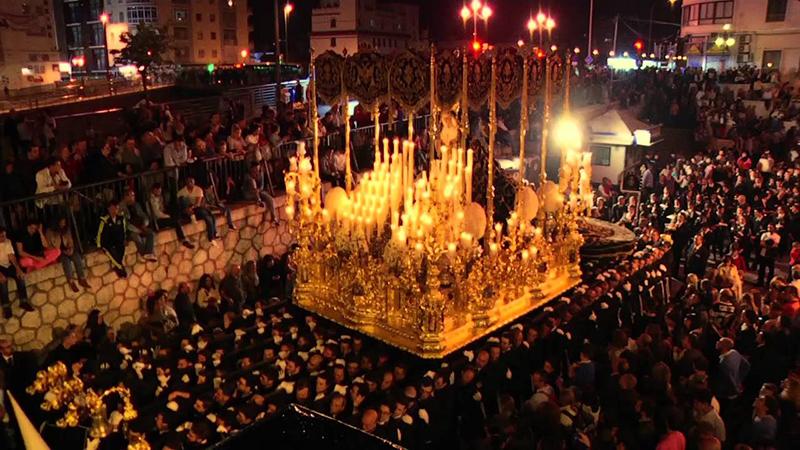Semana Santa em Málaga