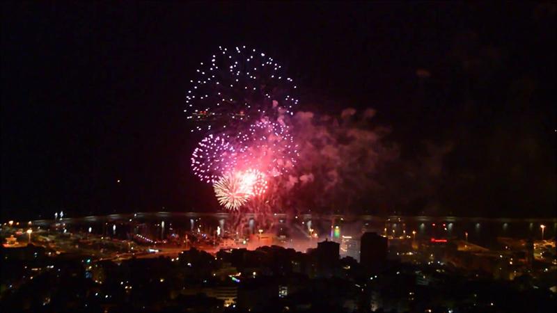 Ano Novo em Tenerife