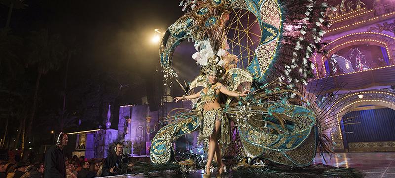 Carnaval em Gran Canaria