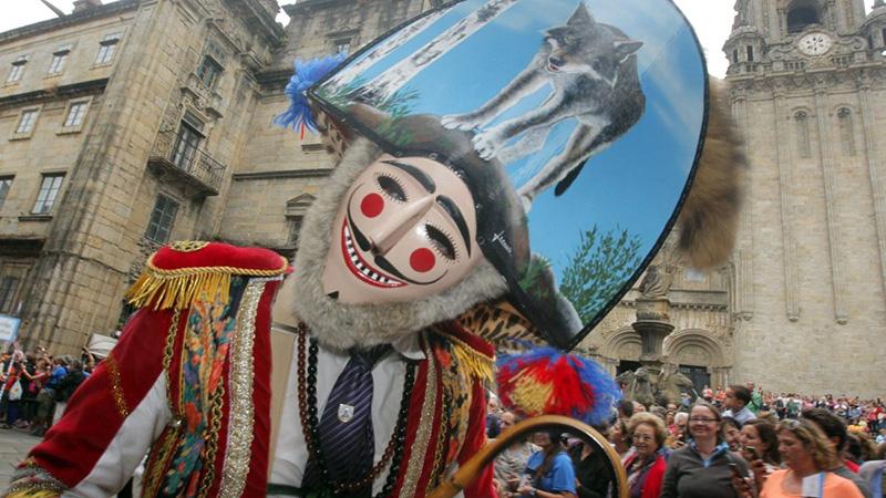 Carnaval em Santiago de Compostela