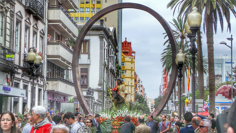 Semana Santa em Gran Canaria