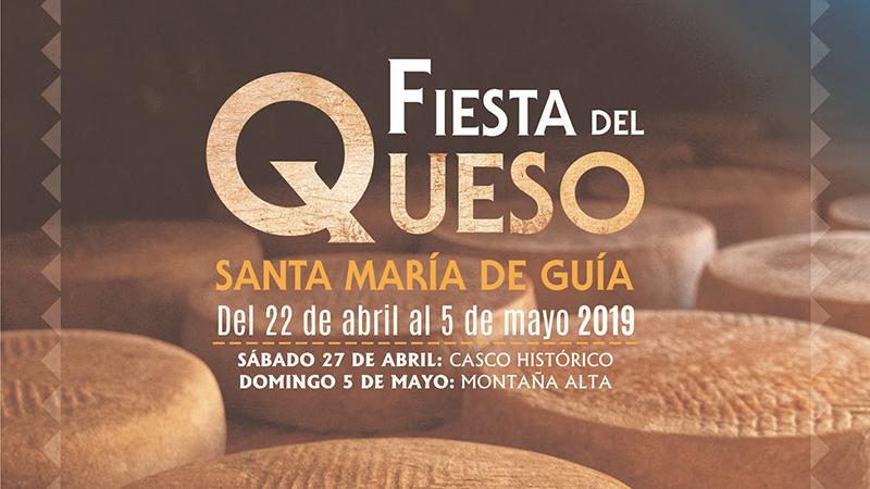 Convite Fiestas del Queso 2019