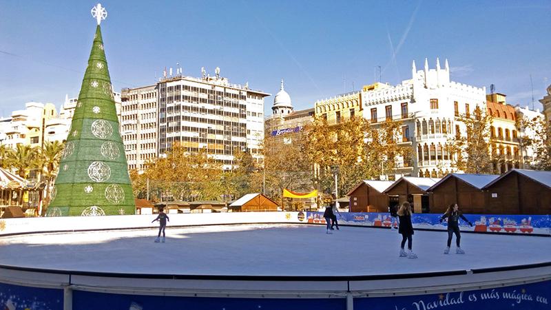 Inverno em Valência