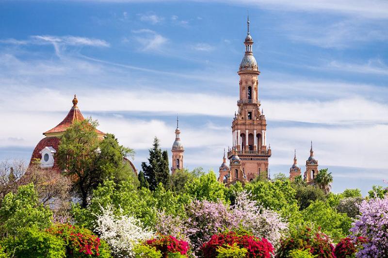 Primavera em Sevilha