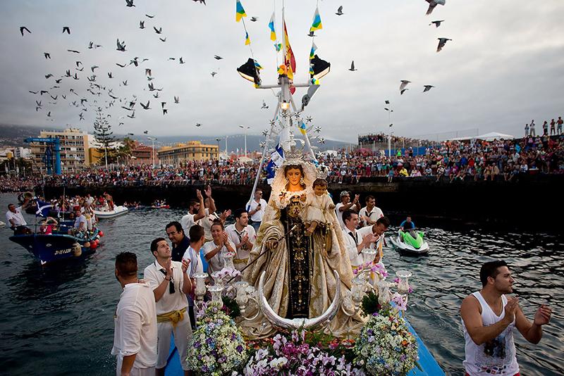 Fiesta del Carmen em Tenerife