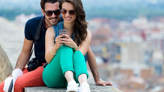 Usar o celular à vontade