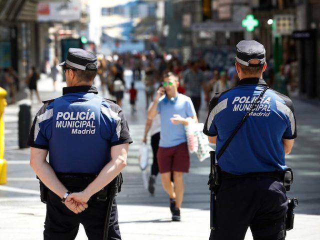 Dicas de segurança em Madri