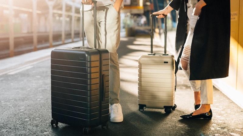 Aluguel de malas de viagem para Madri